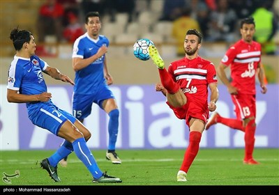 Iran's Persepolis, Qatar's Al Rayyan Share Points