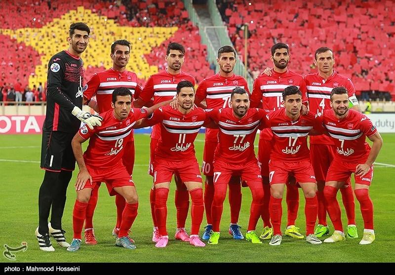 Persepolis Among Top 10 In Club Asia Ranking Sports News Tasnim News Agency