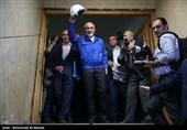 میرسلیم در انتخابات ریاستجمهوری ثبتنام کرد + تصاویر