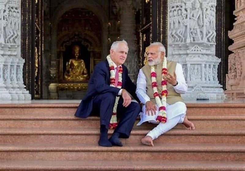 بھارت آسٹریلیا