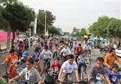 شهرداریها مسیرهای ویژه برای دوچرخهسواری ایجاد کنند