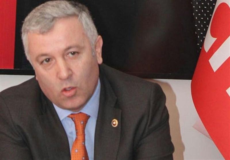 آریک، نماینده مجلس ترکیه