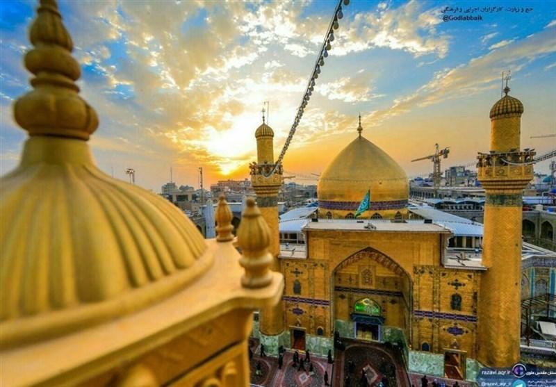 صحن و شبستان حضرت زهرا(س) میزبان میلیونی زائران اربعین