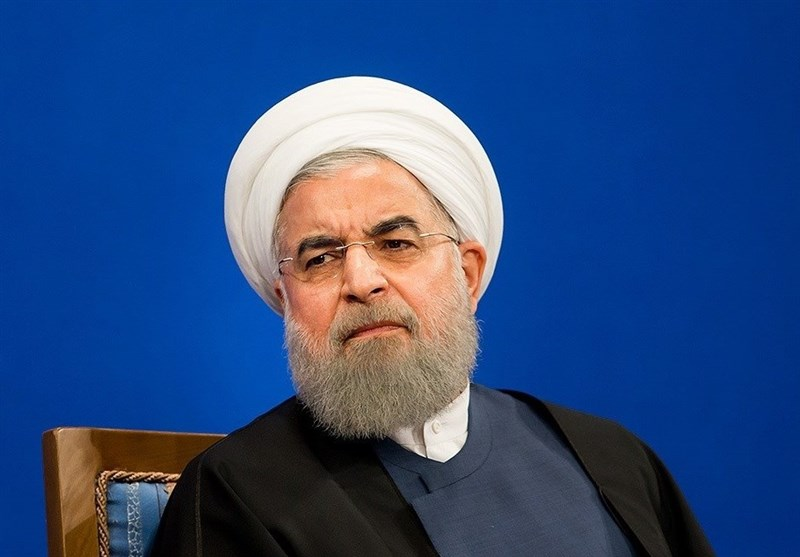 President Rouhani: US in No Position to Tell Iran What to Do