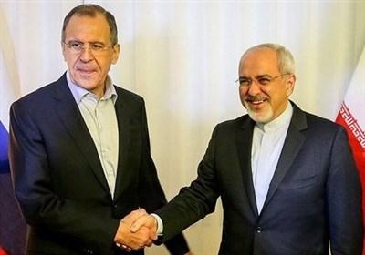 ظریف: ایران و روسیه برای مقابله با یکجانبهگرایی آمریکا مصمم هستند