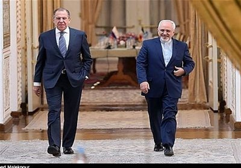 Iranian, Russian FMs Discuss Syria, JCPOA