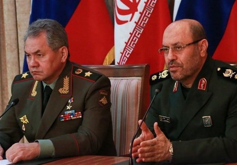 İran Ve Rusya Savunma Bakanları Telefon Görüşmesi Gerçekleştirdi