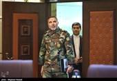 """گزارش""""امیر حیدری"""" از توان رزمی نیروی زمینی ارتش به نمایندگان"""
