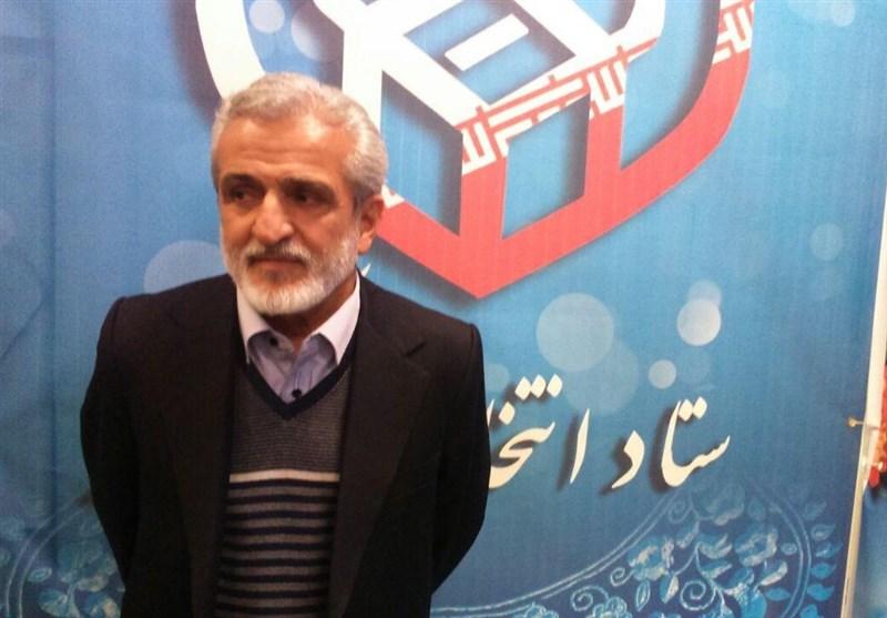 فرزند مرحوم آیتالله کاشانی در انتخابات ثبتنام کرد+ عکس