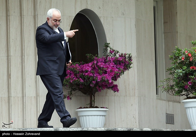 ظریف در پاسخ به تسنیم: مذاکره مجدد با آمریکا خیالبافی است