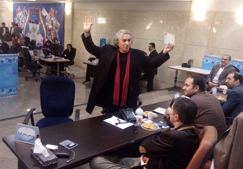 بازیگر سینما و تلویزیون در انتخابات ریاستجمهوری ثبتنام کرد+ عکس