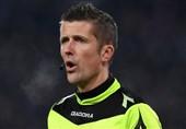 اعلام اسامی داوران دیدارهای شب دوم از هفته دوم لیگ قهرمانان اروپا