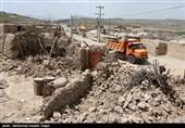 میزان خسارت در مناطق زلزلهزده از طریق هوایی ارزیابی میشود