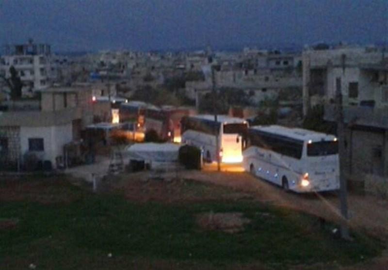 مزاعم المسلحین لعرقلة اتفاق الفوعة وکفریا.. کمین للجیش السوری شرق دمشق +صور