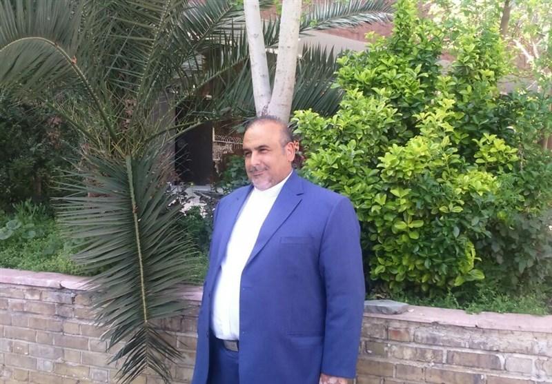مشاور نهاد ریاست جمهوری کاندیدای انتخابات شد