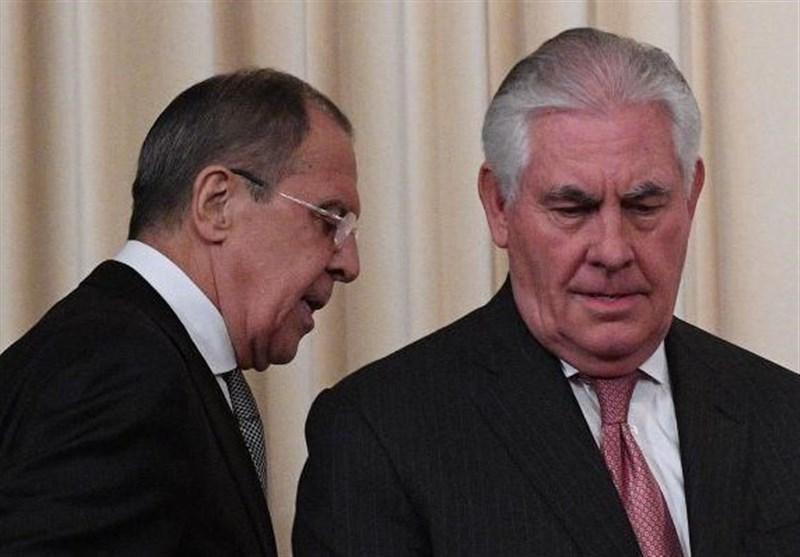 گفتگوی تلفنی لاوروف و تیلرسون درباره سوریه
