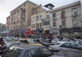 تجمع پزشکان و خدمات پزشکی در بیمارستان بیشناسنامه کرمانشاه + تصاویر