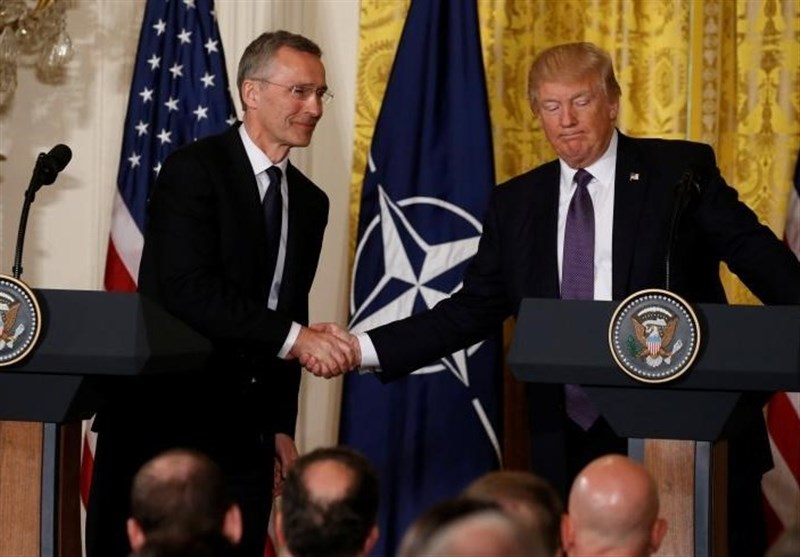 NATO 'No Longer Obsolete,' Trump Says