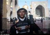 تشرف 2200 نفر از محرومان استان فارس به حرم مطهر رضوی
