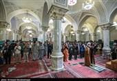 تصویر نیم قرن پیش از سیاسی ترین مسجد ایران