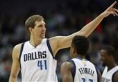 لیگ NBA| بازگشت نوویتسکی به دالاس