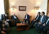 Iranian, Syrian FMs Meet in Moscow