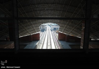 مترو فرودگاه امام خمینی (ره) در آستانه بهربرداری