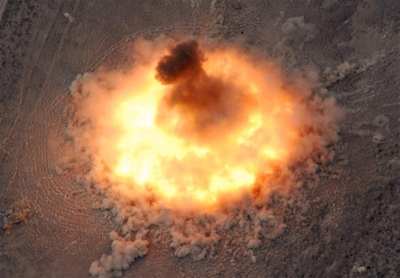 بمب غیرهسته ای آمریکا