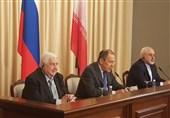 لاوروف: حمله آمریکا به سوریه، تجاوز بود/معلم: نشست مسکو پاسخی قوی به تجاوز آمریکاست/ظریف: برخی به تحقیقات درباره خان شیخون تمایل ندارند
