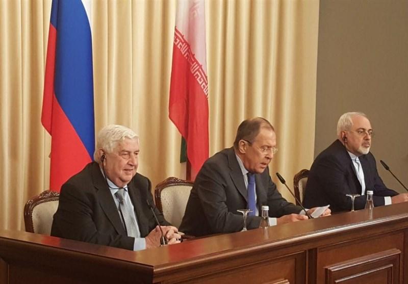 طهران وموسکو ودمشق: قصف امریکا لسوریا عدوان ونحضر لمفاوضات مطلع مایو