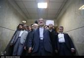 «زاکانی» در انتخابات ریاستجمهوری ثبتنام کرد + تصاویر