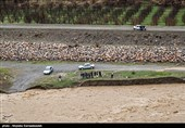 At Least 40 Killed in Flash Floods in NW Iran