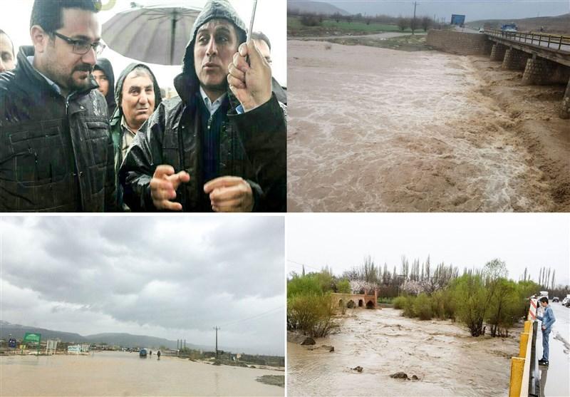 خسارات سیل زدگی کشاورزی در آذربایجان غربی تا فردا اعلام میشود