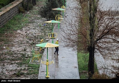 بارشها در 27 استان کشور منفی است+نمودار