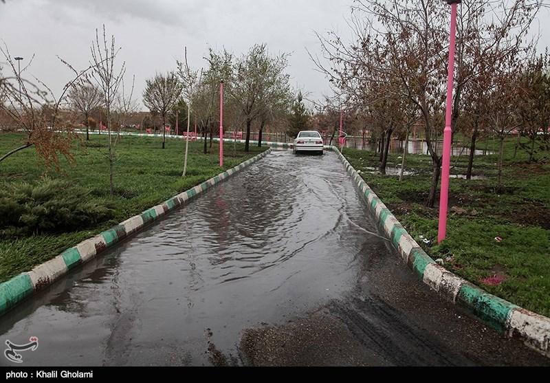 سامانه بارشی جدیدی به شکل رگبار و تگرگ استان مرکزی را فرا میگیرد