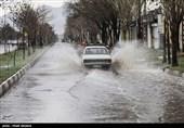 پیشبینی بارش تگرگ و بارش باران رگباری در استان البرز