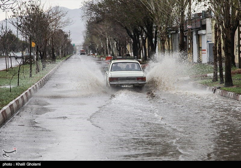هشدار سازمان مدیریت بحران در مورد آب گرفتگی و طغیان رودخانه های فصلی در البرز