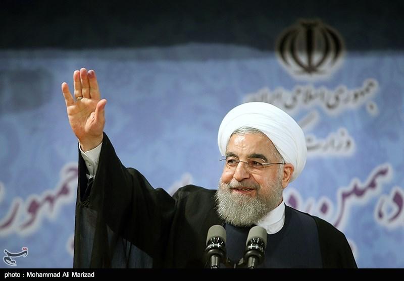 ثبت نام حجت الاسلام حسن روحانی در ثبت نام ریاست جمهوری