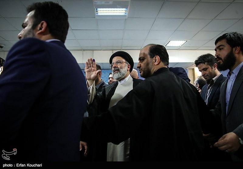 ثبت نام سید ابراهیم رئیسی در انتخابات ریاست جمهوری