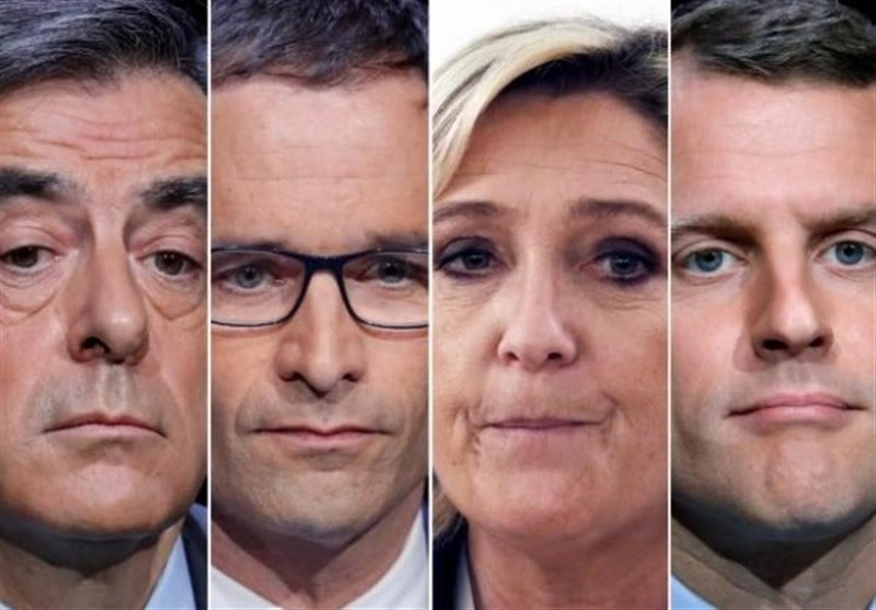 French Voters Disappointed, Undecided Days before Vote