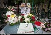 برگزاری جشن تولد 22 سالگی شهید مدافع حرم+عکس
