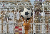 موردوویا در یک سال مانده به جام جهانی 2018 روسیه - تصاویر