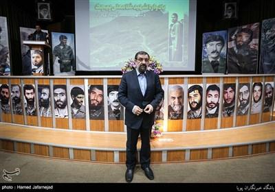 محسن رضایی دبیر مجمع تشخیص مصلحت نظام در یادواره شهید غلامعلی پیچک