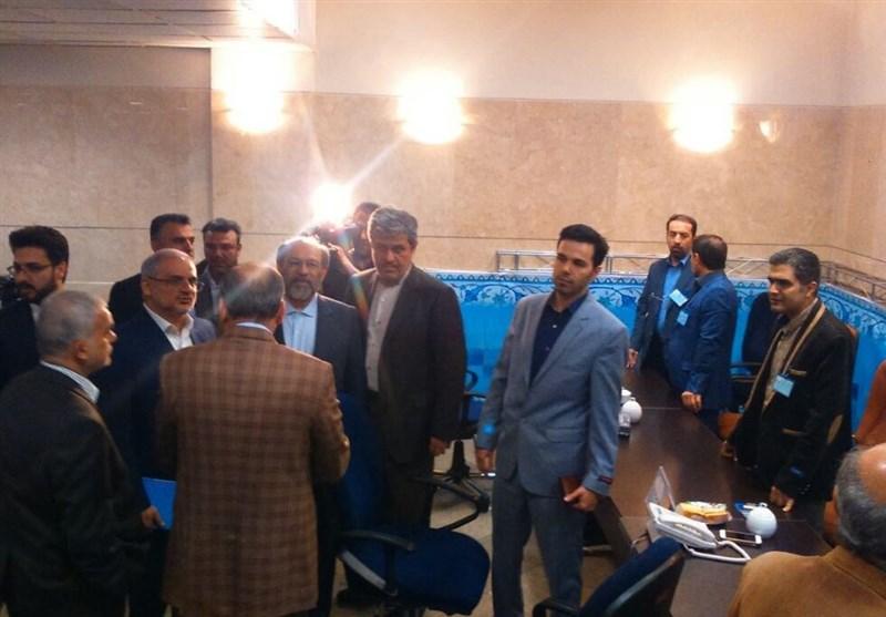 بازدید معتمدین مردمی عضو هیئت اجرایی از ستاد انتخابات