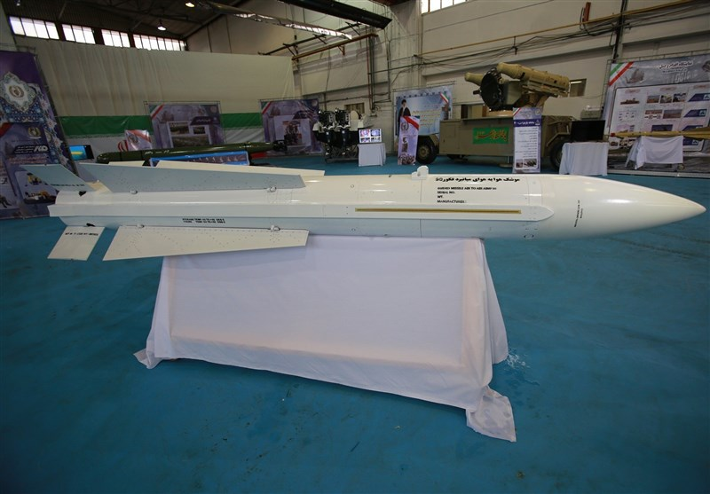 Iran Begins Mass-Production of New Air-to-Air Missile