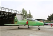 Iran Unveils Homegrown Jet Trainer (+Video)