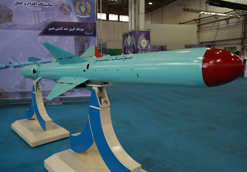 IRGC Navy to Receive New Cruise Missiles