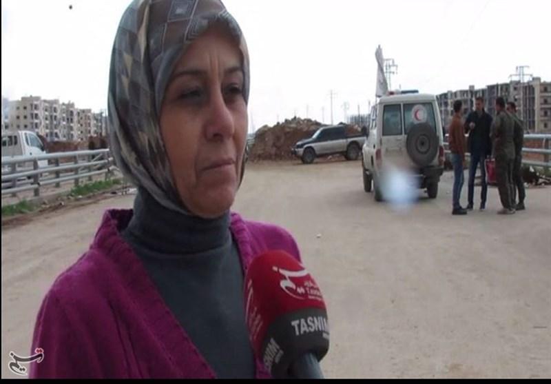 سوریه/انتظار الراموسه/1