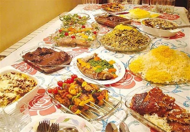 Eating Like An Iranian: A Survey on Persian Food
