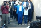 «زاهدی» داوطلب انتخابات ریاستجمهوری شد + فیلم و تصاویر